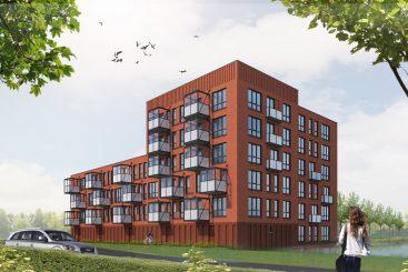 Appartementen complex Westergouwe – Gouda