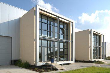 Bedrijfsgebouwen Vensters op de Maas – Empel