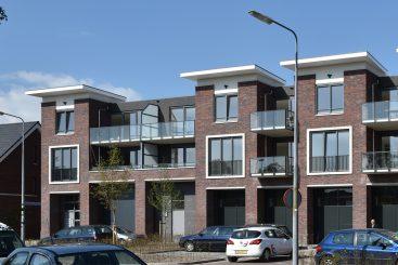 Appartementen en supermarkt Molenhoek – Rosmalen