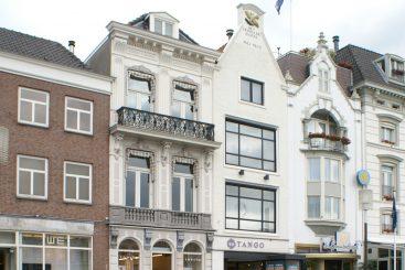 Renovatie Markt 61 – 's-Hertogenbosch