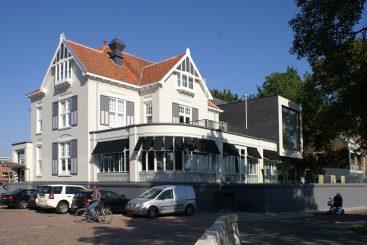 Renovatie en uitbreiding Chalet Royal – 's-Hertogenbosch