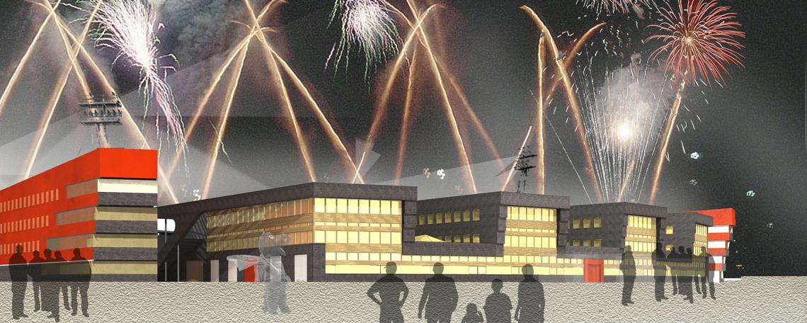 Stadion FC Den Bosch – 's-Hertogenbosch