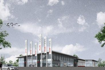 Audi Centrum Van Mossel – Tilburg
