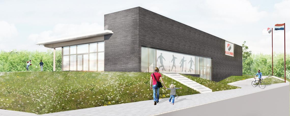Sportcomplex N.I.V.O. Sparta – Zaltbommel