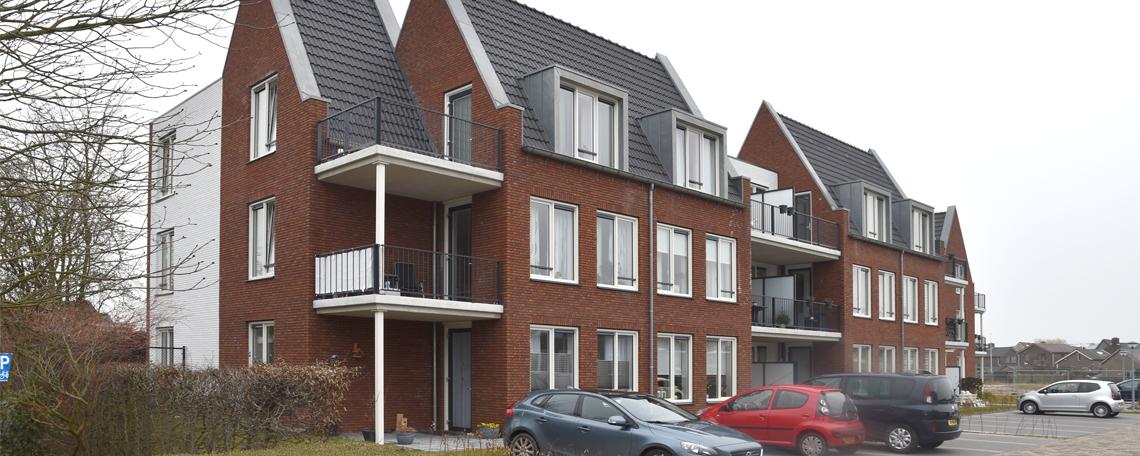 Appartementencomplex – Haaften