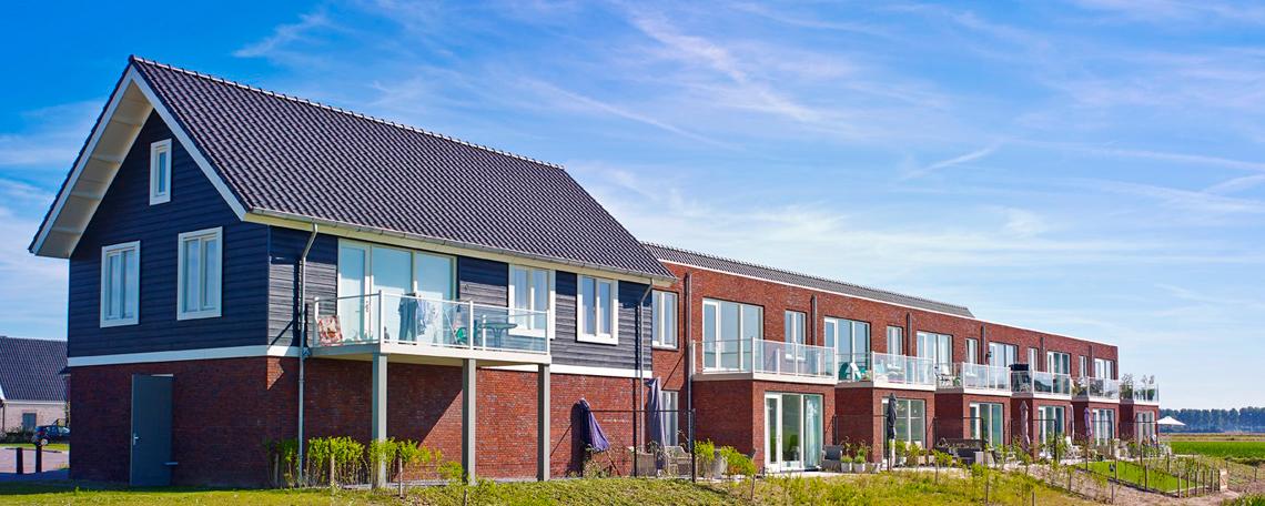 Appartementencomplex Zuid-Beijerland – Korendijk