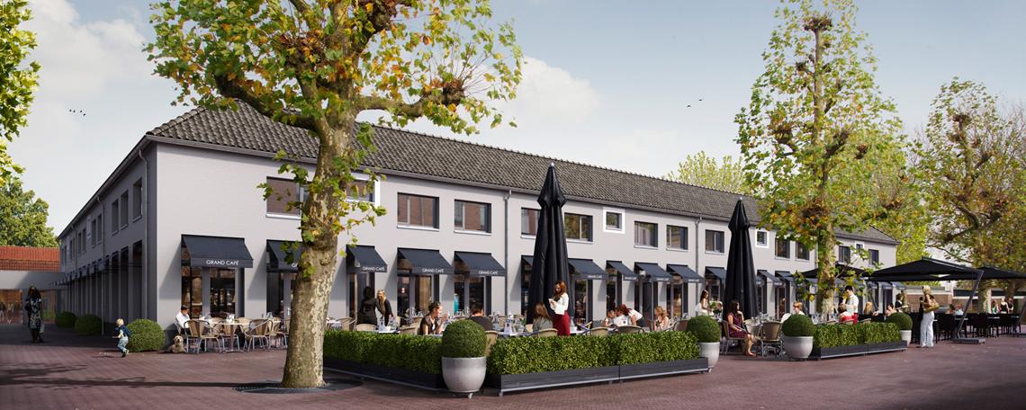 Renovatie U-blok Biezenkamp – Leusden