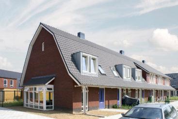 Sociale huurwoningen Laauwik – Nijmegen