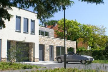 Luxe semi-bungalows – Oisterwijk