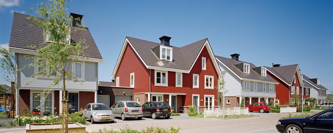 Woningbouw Vleuterweide – Vleuten