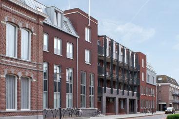 Appartementencomplex Grotestraat – Waalwijk