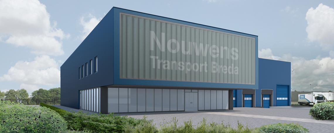 Uitbreiding kantoor- Breda