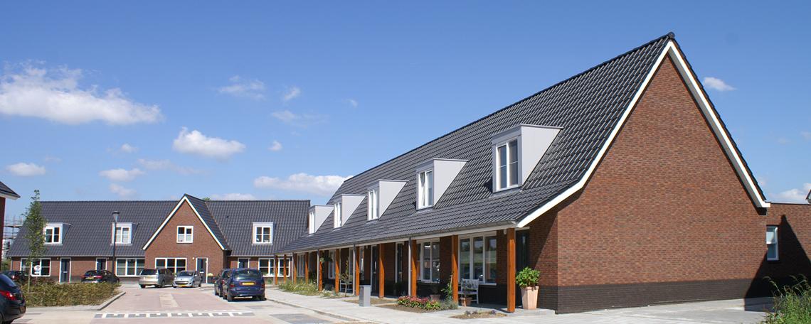 Semi-bungalows Lentse Veld – Nijmegen