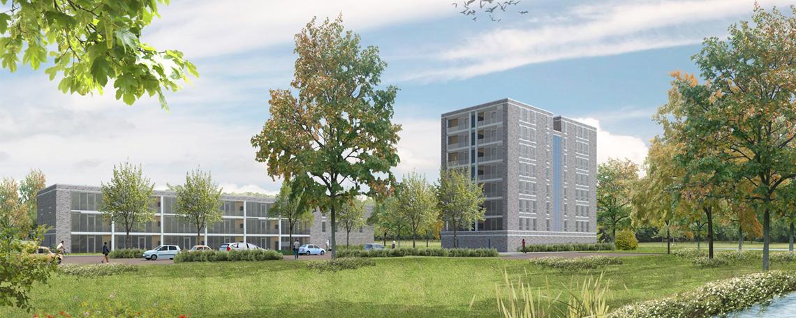 Appartementen Malvert – Nijmegen