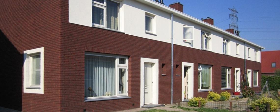 Renovatie De Hoge Hofstraat – Oosterhout