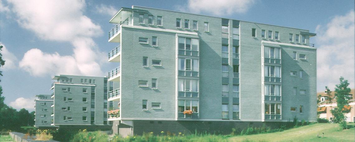 Appartementen Westerpark – 's-Hertogenbosch