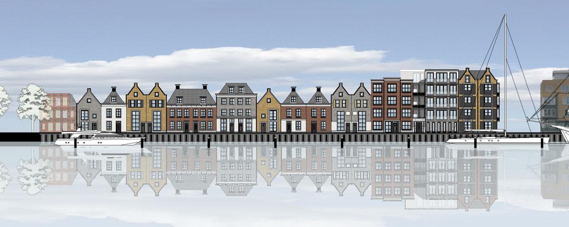 Zuiderhaven – Harlingen